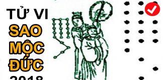 Văn khấn cúng lễ sao giải hạn sao Mộc Đức