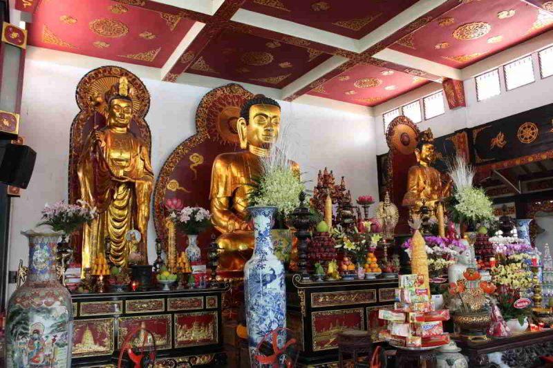 Các bài văn khấn nôm phổ biến khi lễ chùa