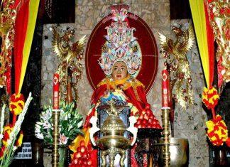 Văn khấn Bà Chúa Kho và cách sắm lễ