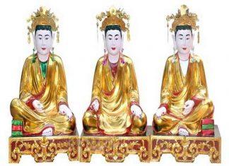 Ba bài văn khấn Mẫu phổ biến tại đền, chùa Việt Nam