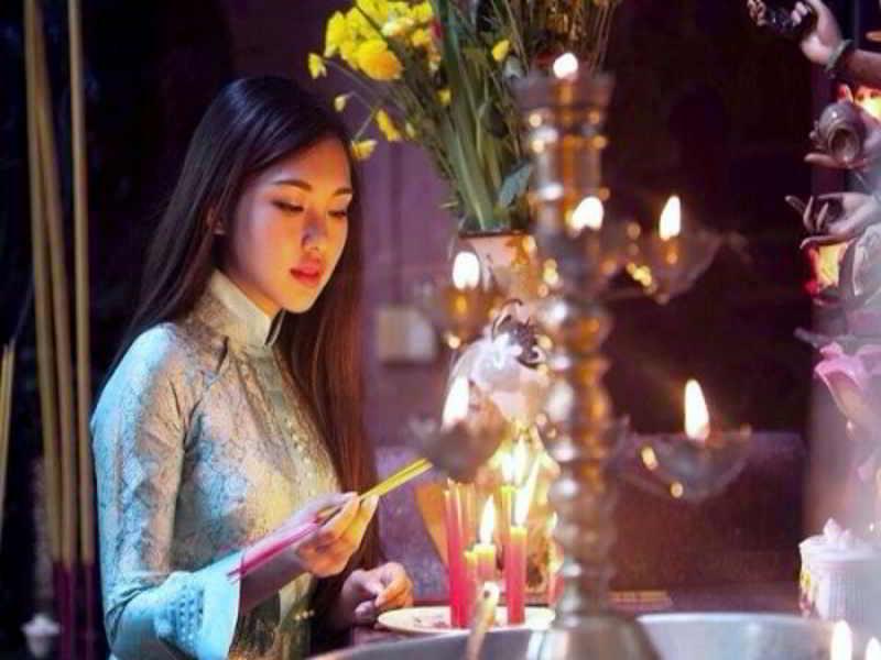 Văn khấn cầu duyên và những nơi cầu duyên linh thiêng