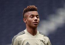 Ajax đã nhận được đề nghị chính thức cho David Neres