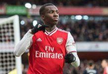 Bóng đá quốc tế 17/6: Arteta đánh giá cao Eddie Nketiah