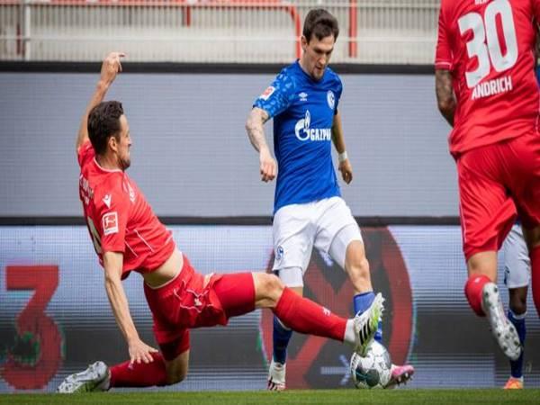 Union Berlin - Schalke: Siêu phẩm giải nguy