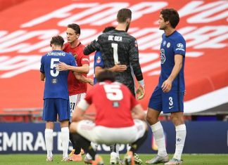 Bóng đá quốc tế 20/7: Chelsea đánh bại MU để vào chung kết FA Cup