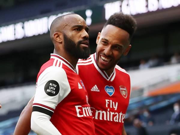 Tin bóng đá QT sáng 1/8: Arsenal phải vô địch FA Cup