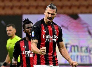 """Bóng đá quốc tế chiều 28/10: Milan hòa kịch tính, """"thánh Ibra"""" không hài lòng"""
