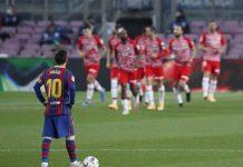 Tin BĐ quốc tế 30/4:Barca lỡ cơ hội lên đỉnh La Liga