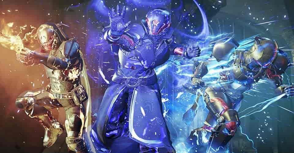 Người chơi Destiny 2 Nhận được tên Bungie mới cho Crossplay