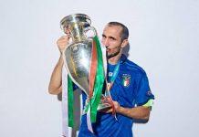 Bóng đá quốc tế 3/8: Giorgio Chiellini gia hạn 2 năm Juventus