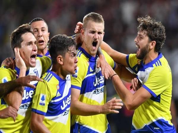 Bóng đá Quốc Tế 23/9; Juventus thắng trận đầu tiên tại Serie A