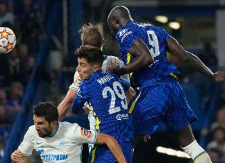 KQBD Chelsea 1-0 Zenit: Romelu Lukaku giúp Chelsea thắng đậm