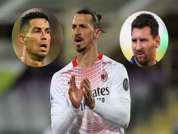 Tin bóng đá ngày 11/9: Zlatan tự tin không thua kém Ronaldo và Messi