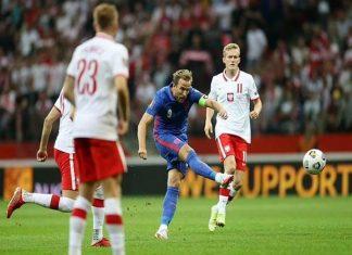 Tin bóng đá Quốc tế 9/9: Kane ghi bàn, tuyển Anh vẫn hòa