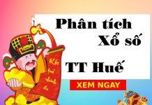 Phân tích kqxs Thừa Thiên Huế 18/10/2021